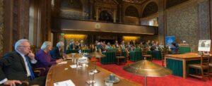 PrinsjesBoekenprijs @ Eerste Kamer, Plenaire zaal