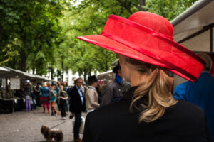 The Hague Hat Walk @ Plein Den Haag