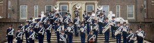 Muzikaal optreden Trompetterkorps Koninklijke Marechaussee @ Plein Den Haag