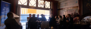 PrinsjesGesprek @ Café Schlemmer