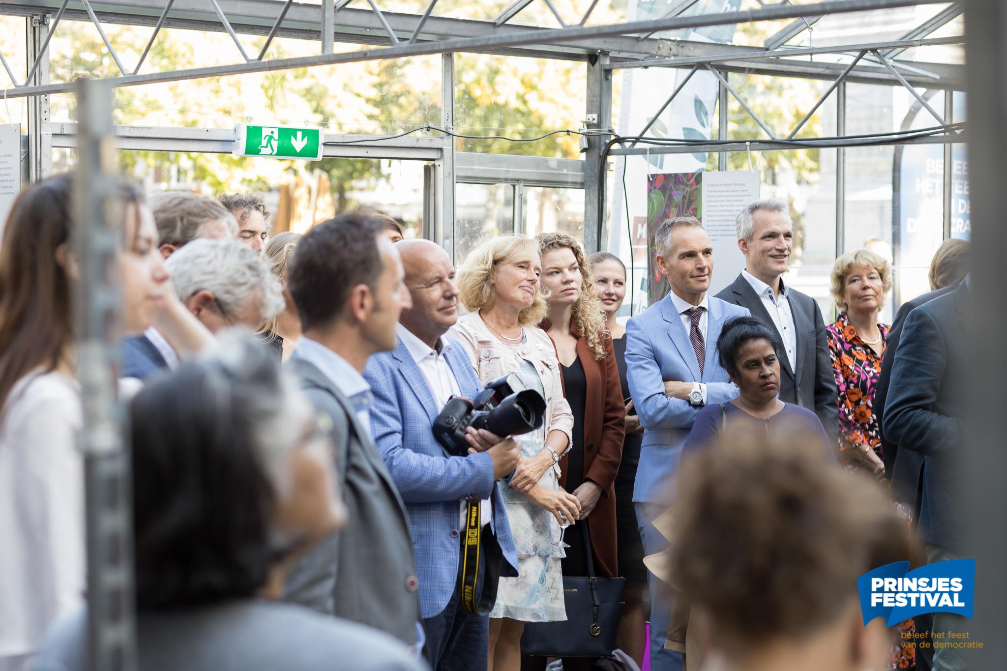 Opening Prinsjesfestival - ©Susanne van der Kleij