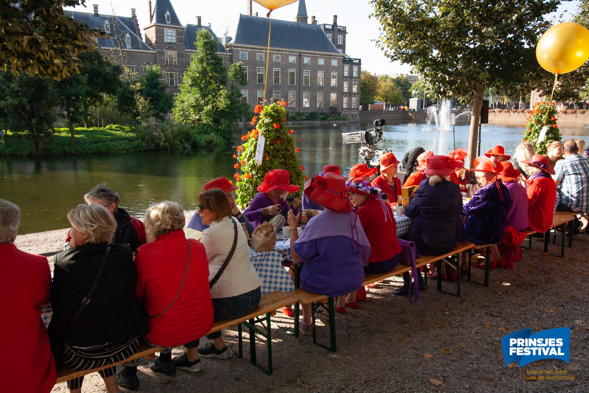 Prinsjesontbijt 2019 | ©Remco den Arend