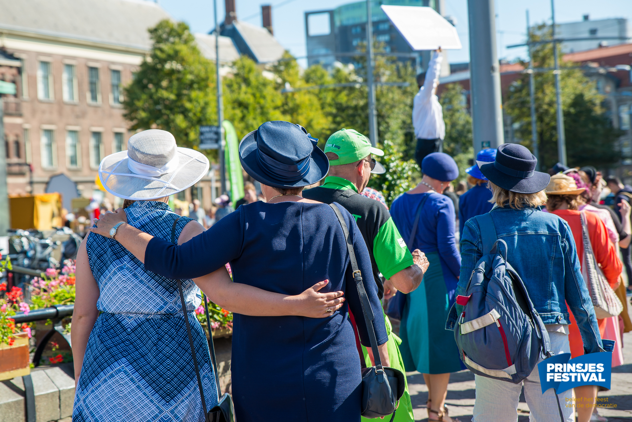 The Hague Hat Stroll 2019 | ©Sebastiaan de Groot