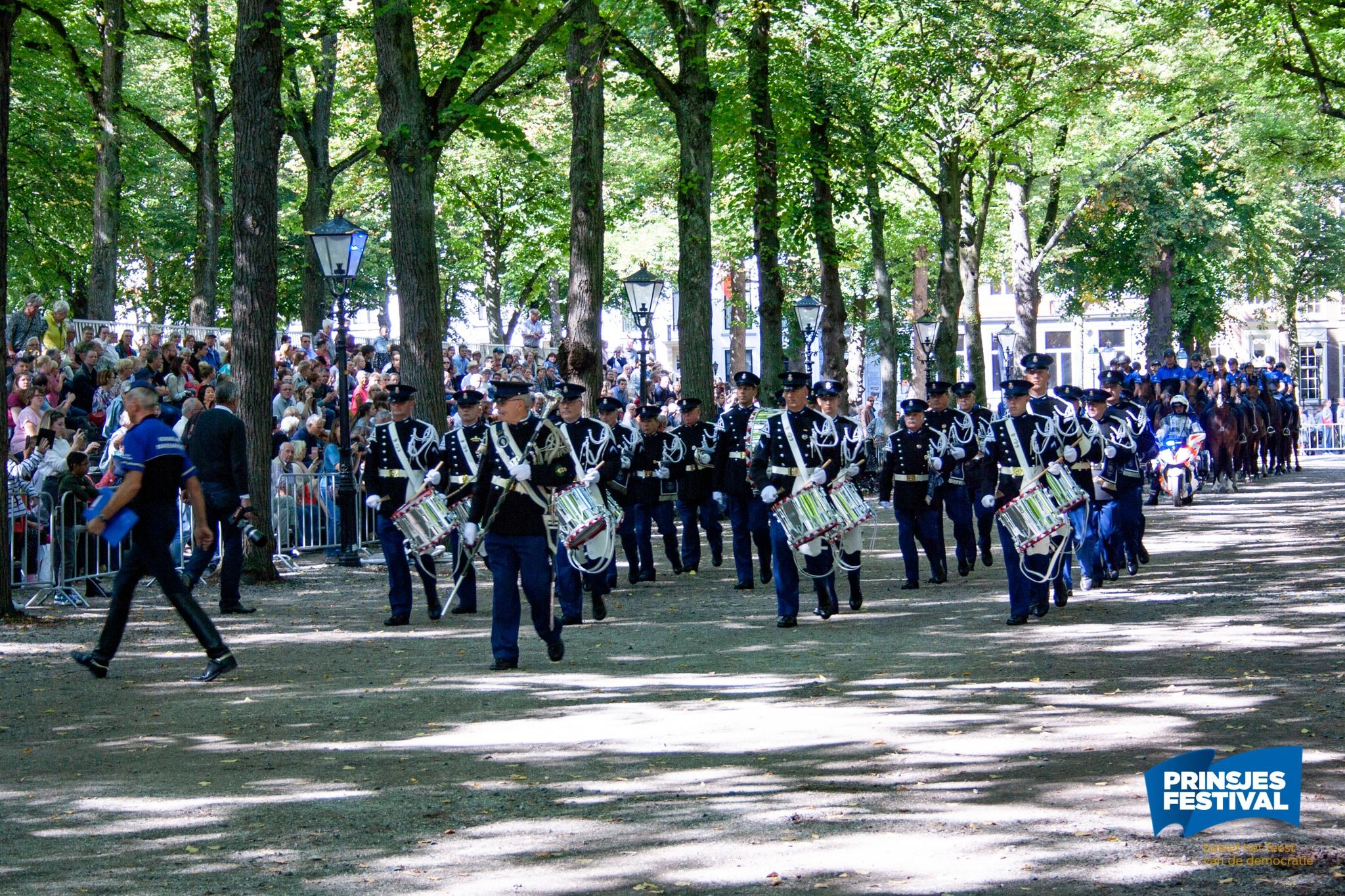 Oefenshow Bereden Brigade | © Remco den Arend