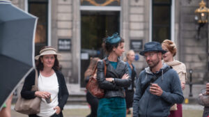 The Hague Hat Stroll @ Hofvijver